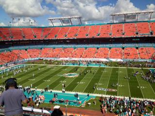 Dolphin's Stadium