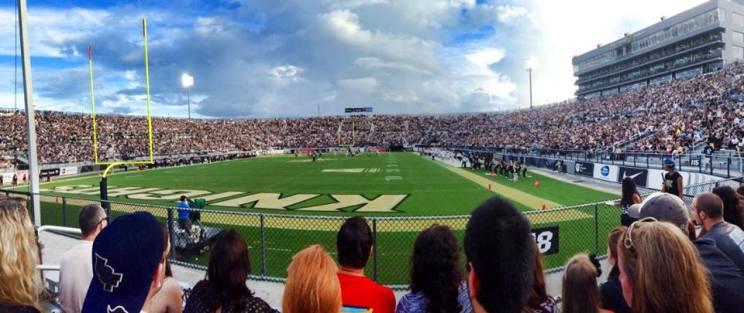 UCF Football Field