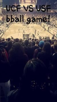 UCF Basketball Arena