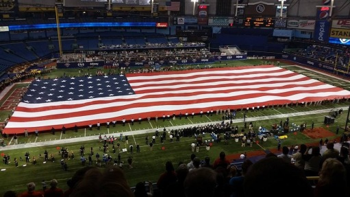 Tropicana Field- Bitcoin Bowl