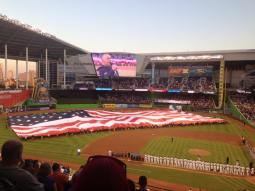 Marlins Opening Day 2016